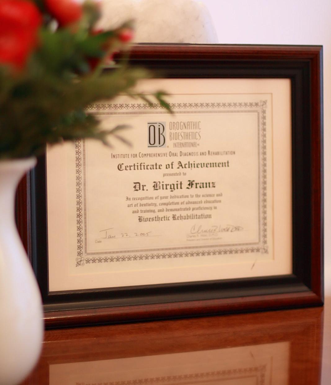 Achievement Bioesthetics USA