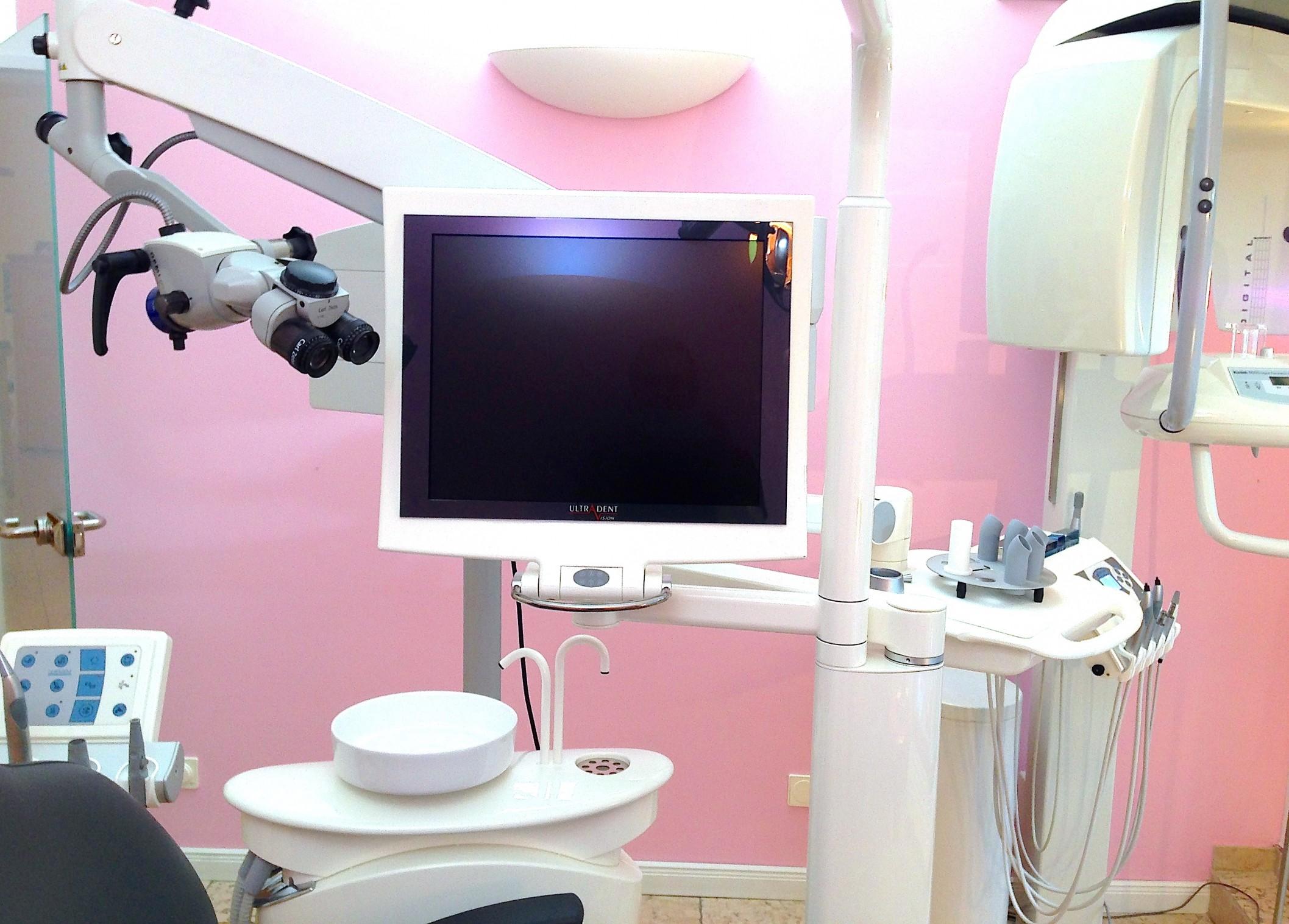 Equipment, Mikroskop